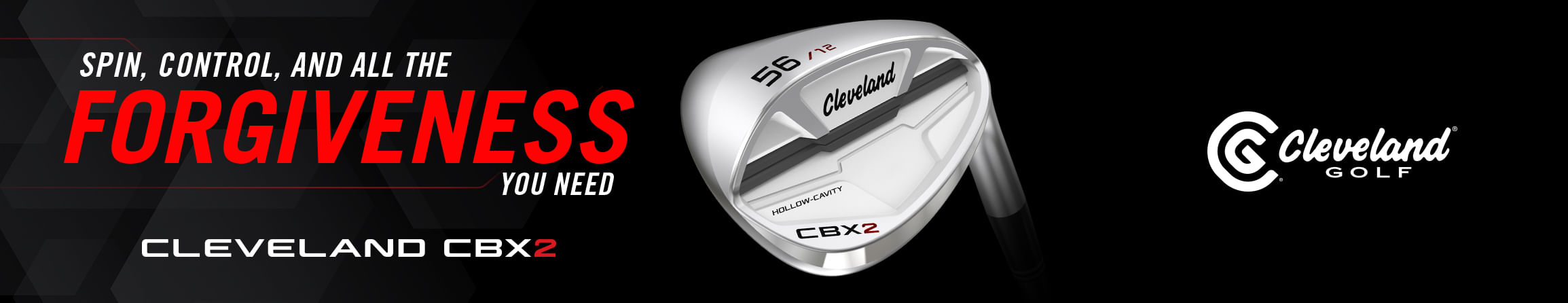 Ceveland CBX2 wedges