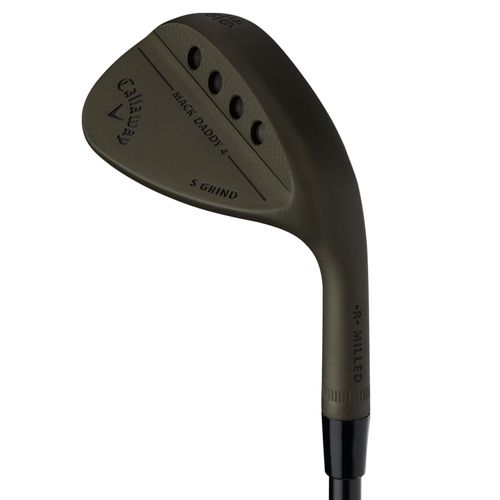 Callaway Mack Daddy 4 Tactical Wedge - S Grind