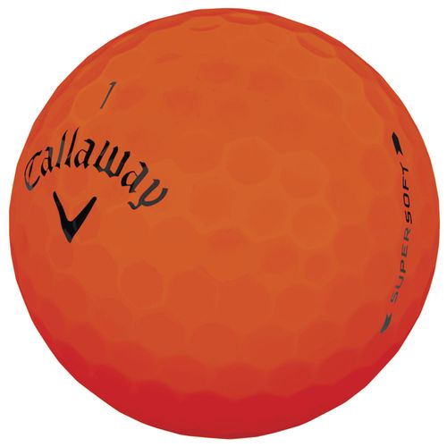 Callaway Supersoft Matte Golf Balls