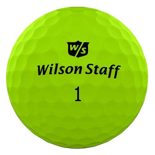 Wilson Staff DUO Professional Matte Custom Golf Balls