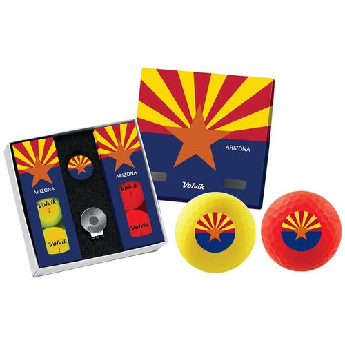 Volvik Men's Arizona State Edition Golf Balls