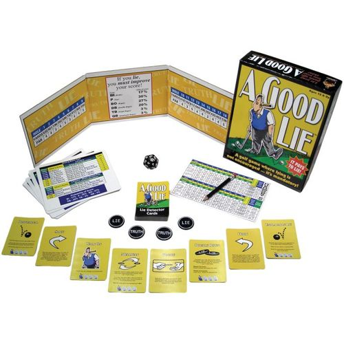 A Good Lie Golf Game