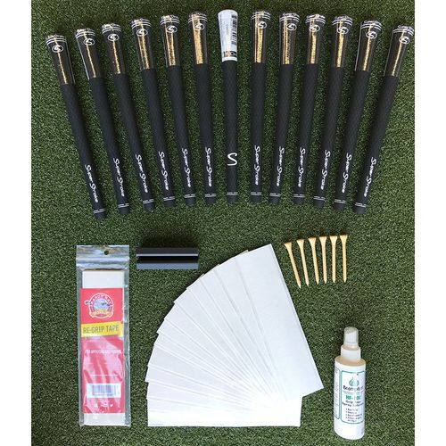 SuperStroke S-Tech Black 13 Piece Grip Kit