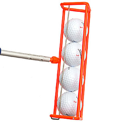 Search N Rescue Orange 21' and 24' Four-Ball Retrievers