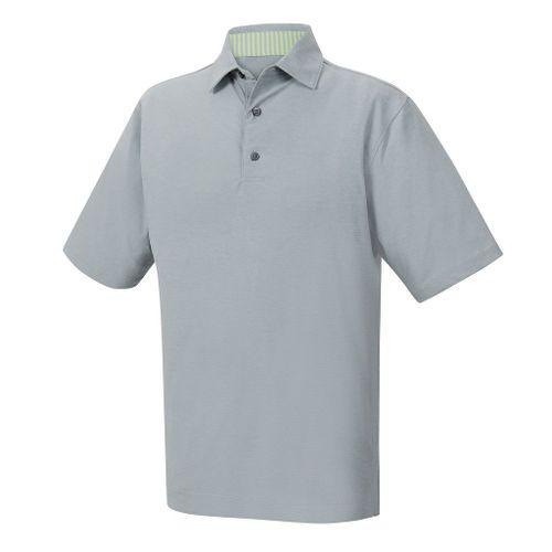 FJ ProDry Solid Lisle Men's Polo Shirt
