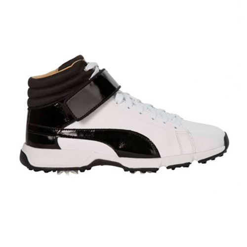 Puma Juniors' Titantour Hi-Top Golf Shoes