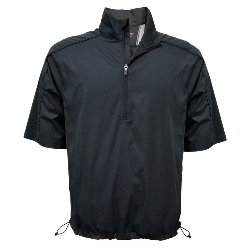 Pinseeker-Men-s-1-2-Zip-Short-Sleeve-Wind-Shirt-1085962