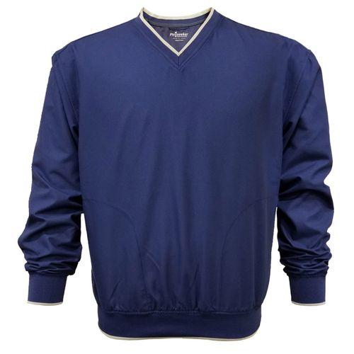 Pinseeker Men's V-Neck Pullover