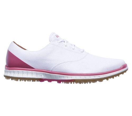 Skechers Women's Go Golf Elite 2 Canvas Spikeless Golf Shoes