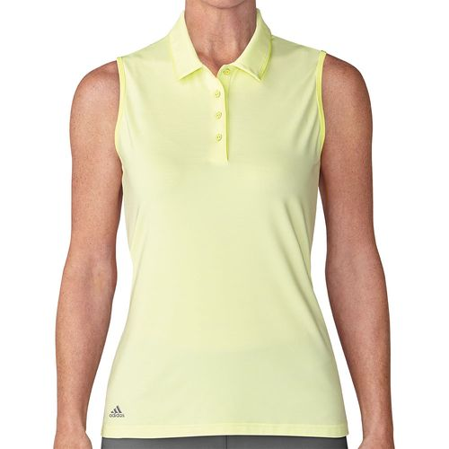 adidas Ultimate365 Sleeveless Polo