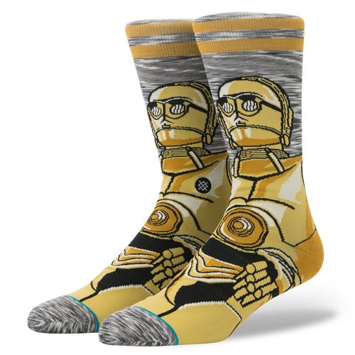 Stance Men's Star Wars Android Socks