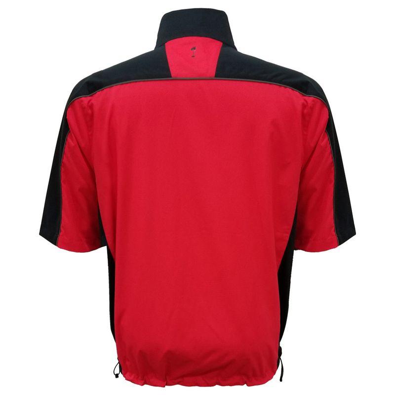 Pinseeker-Men-s-1-2-Zip-Short-Sleeve-Wind-Shirt-1085962