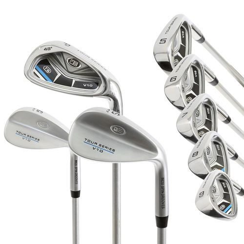 U.S. Kids Juniors' 8PC Iron Set