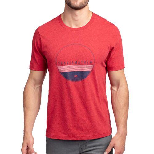 TravisMathew Men's Me Time T-Shirt