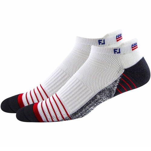 FootJoy Men's TechSof Tour Flag Roll Tab - 2 Pack