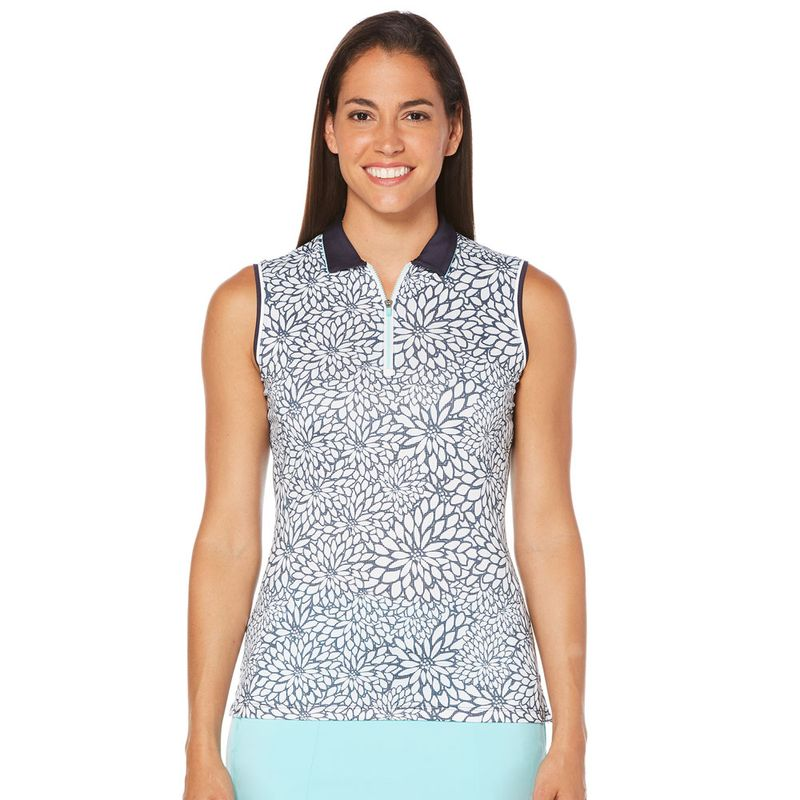 Callaway-Women-s-Opti-Dri-Floral-Sleeveless-Polo-2050460