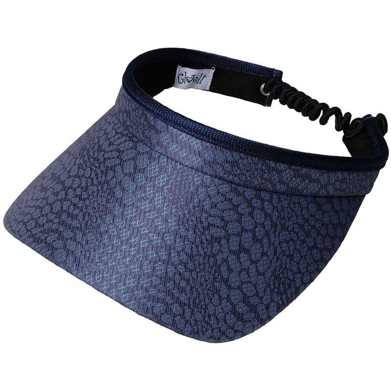 Glove-It-Women-s-Chic-Slate-Coil-Visor-2058539