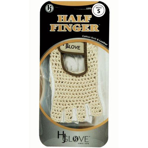 HJ Half Finger Glove