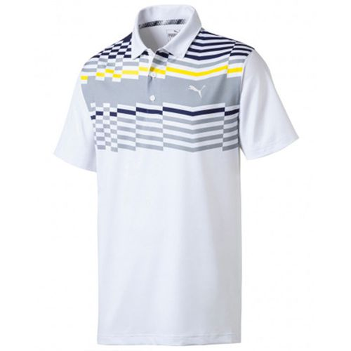 Puma Men's Road Map Polo