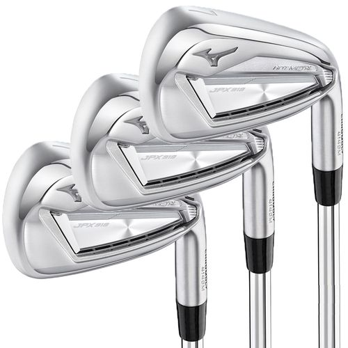 Mizuno JPX919 Hot Metal Iron Set