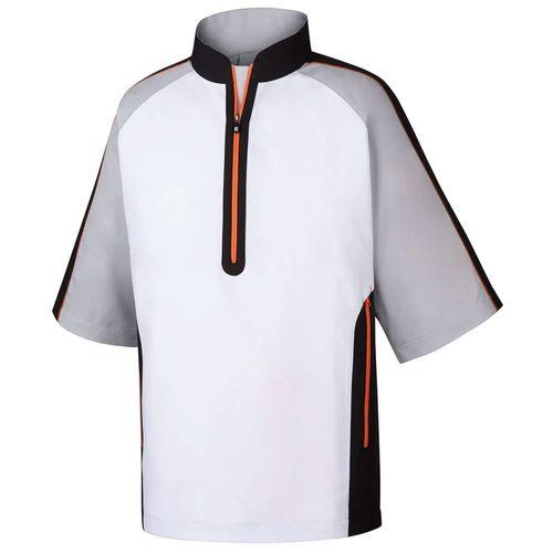 FootJoy Men's Short Sleeve Sport Windshirt