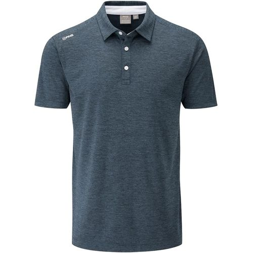 Ping Men's Harrison Heathered Polo