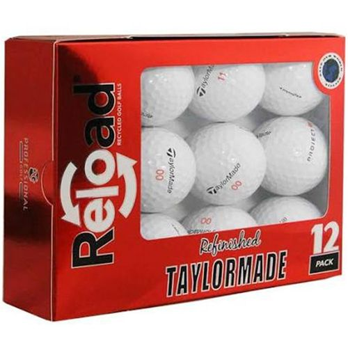 TaylorMade Project (a) Golf Balls - Refinished