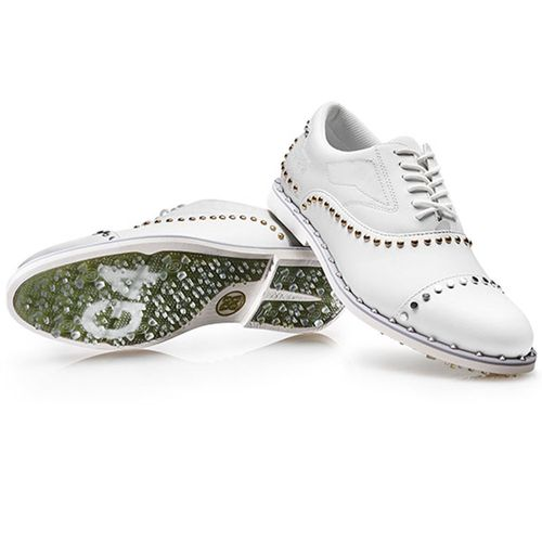 G/FORE Women's Welt Stud Gallivanter Golf Shoes