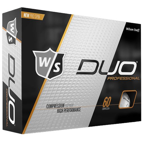 Wilson Staff DUO Professional Custom Golf Balls