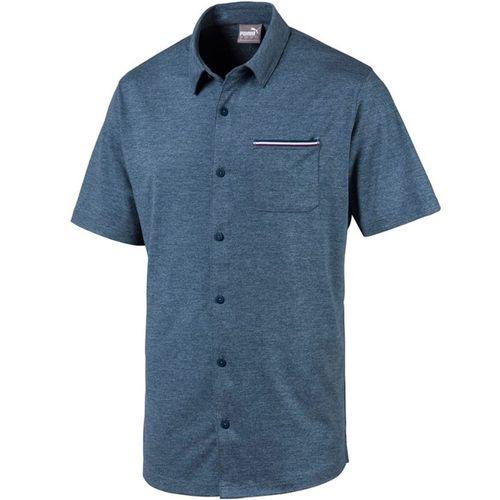 Puma Men's Tradewinds Button Down Shirt