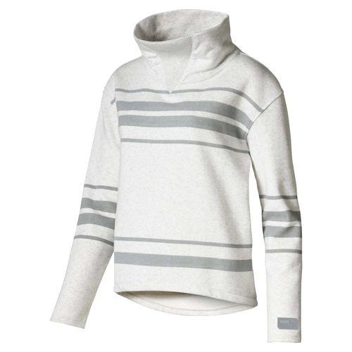 Puma Women's Slouchy Fleece Sweater