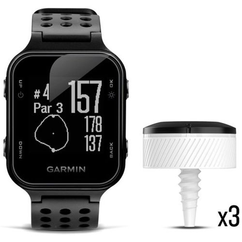 Garmin Approach S20 and CT10 Bundle GPS