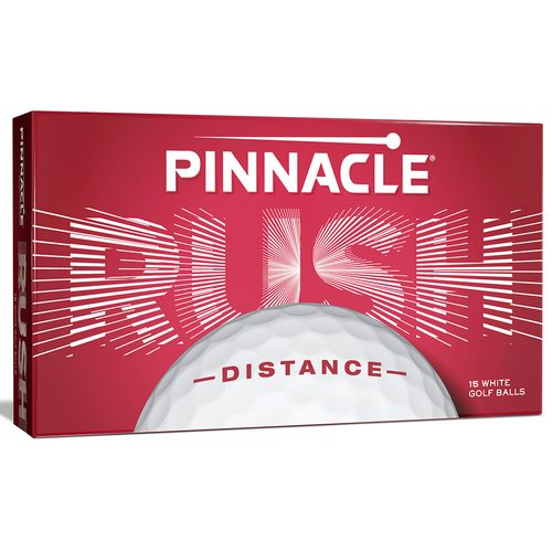Pinnacle Rush Golf Balls - 15PK