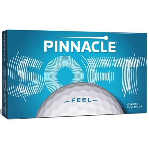 Pinnacle Soft Golf Balls - 15PK
