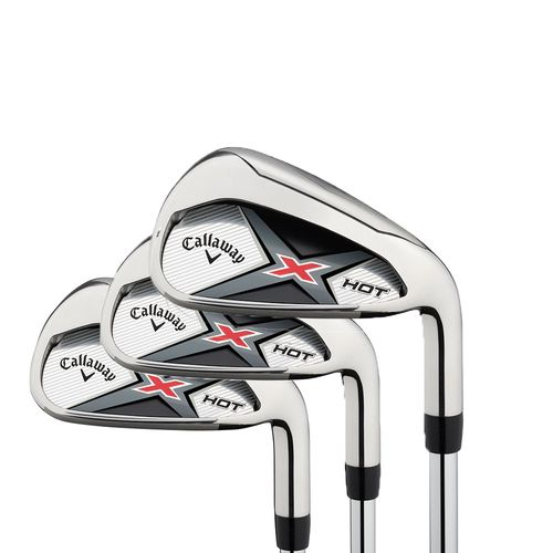 Callaway X-Hot 8PC Iron Set