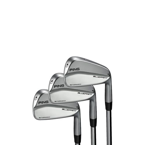 Ping Blueprint 8PC Iron Set - Steel