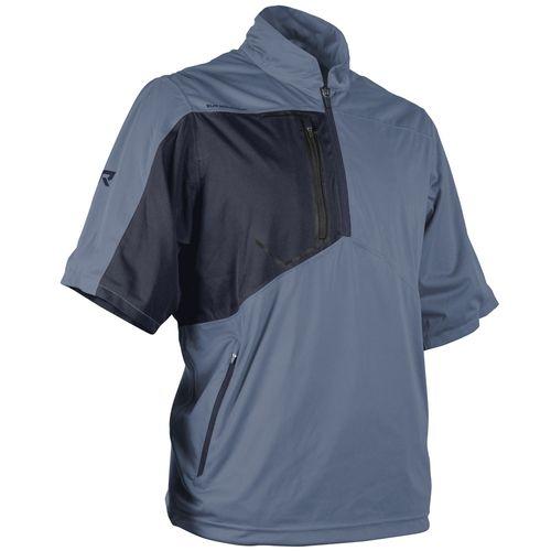 Sun Mountain Men's Rainflex Short Sleeve Pullover