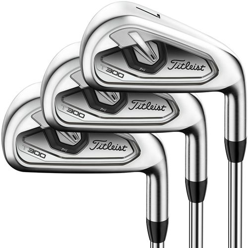 Titleist Women's T300 Iron Set