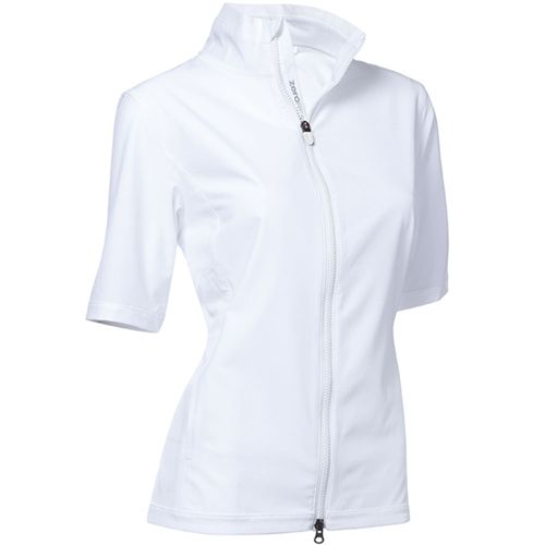 Zero Restriction Women's Eve Short Sleeve Wind Jacket