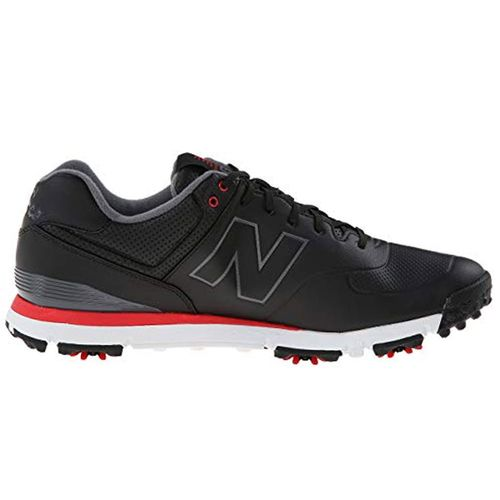 New Balance Men's NBG574 Leather Golf Shoes