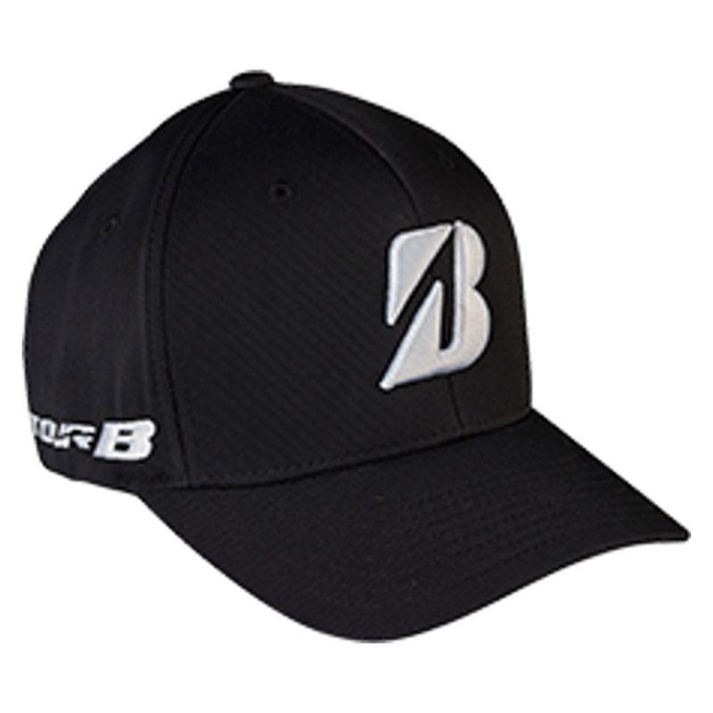 Bridgestone-Men-s-Bridgestone-Tour-Fitted-Performance-Hat-1014012