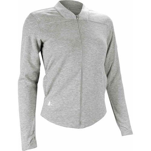 adidas Women's Essentials 3-Stripes Full Zip Sweater