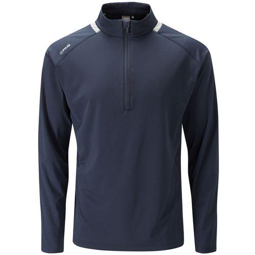 Ping Men's Largo Half-Zip Long Sleeve Pullover