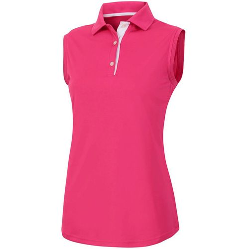 FootJoy Women's ProDry Interlock Sleeveless Polo