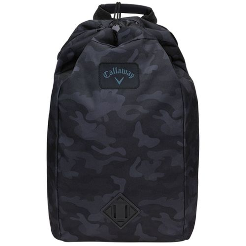 Callaway Clubhouse Drawstring Camo Backpack