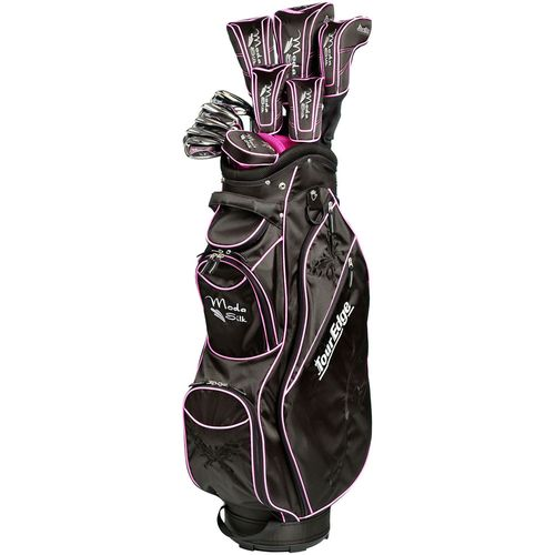 Tour Edge Women's Moda Silk Package Set