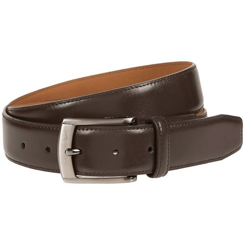 Nike Men's G-Flex Pebble Grain Leather Belt