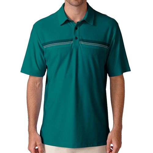 adidas Men's Engineer Stretch Pique Polo