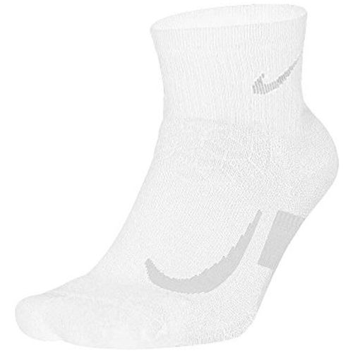 Nike Men`s Elite Cushioned 1/4 Ankle Socks