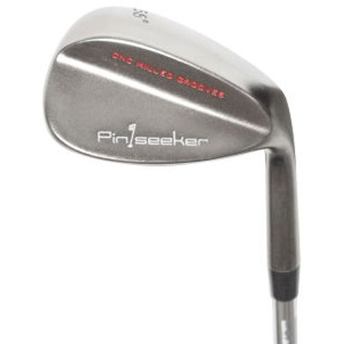 Pinseeker Women's CNC Black Nickel Wedge